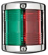 Utility 85 navigation light SS - green/red combi