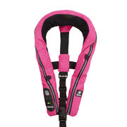 Baltic Compact 100 auto inflatable lifejacket pink 30-110kg