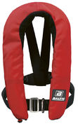 Baltic Winner harness auto inflatable lifejacket red 40-150kg