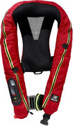 Baltic Legend harness auto inflatable lifejacket red 40-120kg