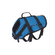 Baltic Pluto pet buoyancy aid vest blue