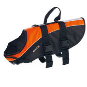 Baltic Mascot pet buoyancy aid vest orange/black