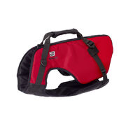 Baltic Zorro pet buoyancy aid vest red