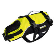 Baltic Maja pet buoyancy aid vest yellow/black