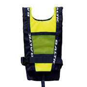 Baltic Canoe buoyancy aid vest yellow/navy 40-130kg