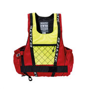 Baltic Dinghy Pro buoyancy aid vest red/UV-yellow