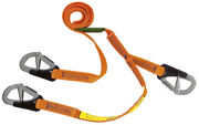 Baltic 3-hook safety line 2m