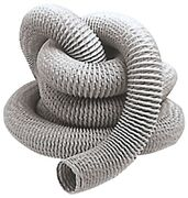 self extig. PVC vent hose 80mm (reel 10 m)