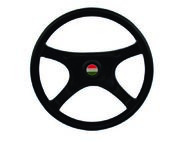 Steering wheel Black 330mm