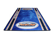 Twin Air Pit Mat (180X80cm = FIM Dimensions) = Rubber with Polyester 250g/sqm