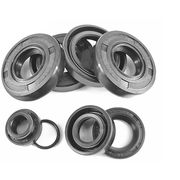 TNT Oil seal set, Minarelli AM6 (8 pcs)