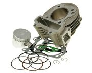 Cylinder kit, 72cc, China-scooter 4-S