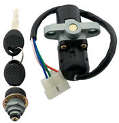 Ignition switch & Lock set, Derbi Senda 03-