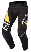 Alpinestars Pant Techstar Factory Black/Blue/Yellow