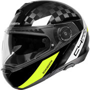 Schuberth C4 Pro Carbon Avio Yellow