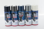 Enginepaint 400ml, Yanmar metal grey