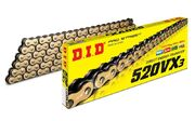 D.I.D 520VX3 G&B Chain+Connecting link rivet type (ZJ)
