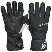 Sweep Glove Womans Milanese Black/White