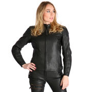 Sweep Leatherjacket Mamba Lady, black