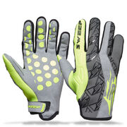 Sweep Freeride neoprene glove yellow/black