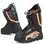 Sweep Snowcore EVO R Boot, black/orange