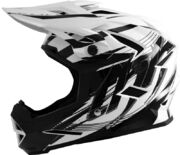Snow People Helmet T-42 JR. white/black (Not ECE Approved)