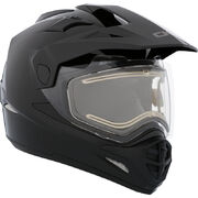 CKX Helmet QUEST RSV with electric visor Black