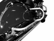 PRE-ORDER PRODUCT Fat side guard Chrome