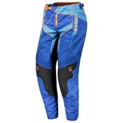 Scott Pant Enduro blue/orange