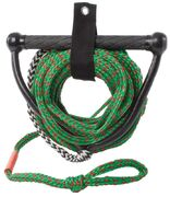 bi-coloured towing rope