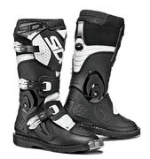 Sidi MX Boot Flame Junior, black/white