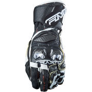FIVE RFX Race gloves black/white