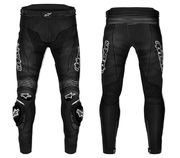 *Alpinestars Leather pants Track v2 Black