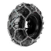 Kimpex Diamond V-bar Snowchains 73 x 18""