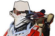 Powermadd Windshield Polaris Axys high 20,5""