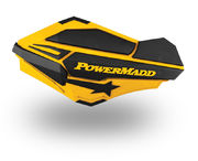 Sentinel Handguards, Ski-Doo Yellow/Black