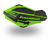 Sentinel Handguards, Kawasaki Green/Black