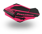 Powermadd Sentinel Handguards pink,black