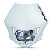 Polisport MMX headlight white