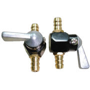 Buzzetti7mm. SMALL FUEL TAP - VALVE BY IN-LINE