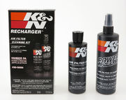 KN Recharger, filter care service kit