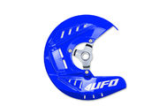 UFO Brakedisck cover front YZF250/450 14- Blue 089