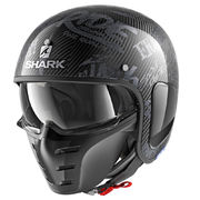 Shark S-Drak Freestyle Cup carbon/anthracite