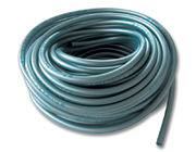 Riviera, fuel hose 8mm x 25m, Grey
