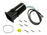 Sea-X, motor & reservoir, power trim