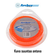 Siima ARCHER: Twin Stop 2,4 mm 15 metriä, kierretty