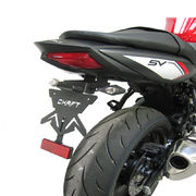 Plate holder Suzuki SV650