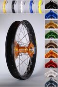 PRE-ORDER PRODUCT TALON Rear Wheel 19x2 15 EXCEL YZF400-450 99-08 guld/svar
