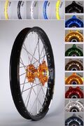 PRE-ORDER PRODUCT TALON Front Wheel 17x1 40 EXCEL RM80/85 all Gold/silver