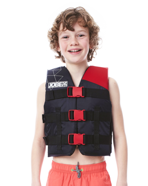 JOBE Nylon Vest Youth Red onesize